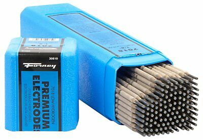 Forney 30810 E7018 Welding Rod, 1/8-Inch, 10-Pound, New, Free Shipping