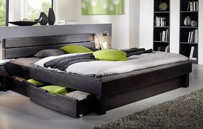 bett buche einzelbett doppelbett holzbett futonbett. Black Bedroom Furniture Sets. Home Design Ideas