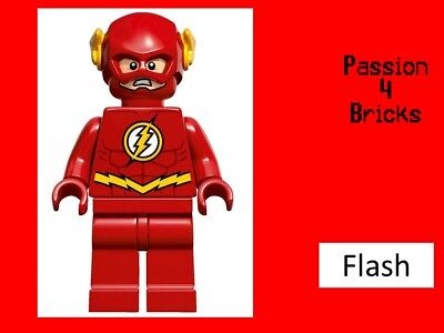 The Flash Minifigure (Lego Compatible) DC Comic Character