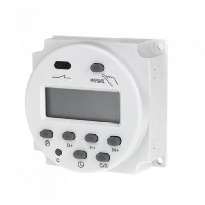 CN101A 220V LCD Digital Weekly Programmable Power Timer Time Relay Switch**