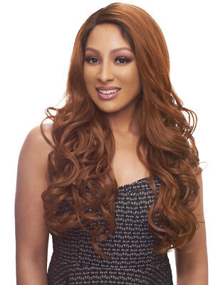 HARRIET - Brazilian Scent Lace Front Wig - Human Hair Blend - Janet Collection