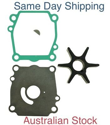 New Water Pump Kit Impeller Suzuki Outboard 60 70 80 90 100 HP 17400-87E04