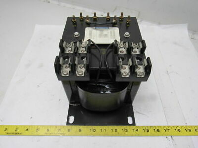 Westinghouse 1E507 MTC 60Hz 1.5Kva 480-120V Single Phase Transformer