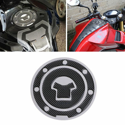Motorcycle Carbon Fiber Pad Tank Tankpad Protector Sticker For HONDA CBR600 F2