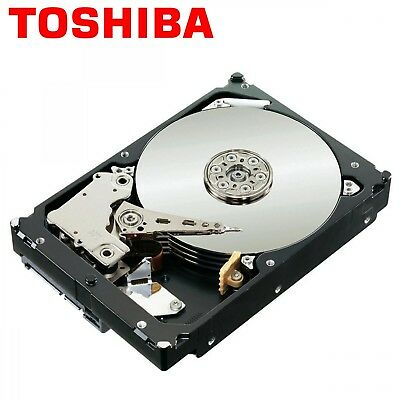 "Hard Disk Interno 1tb 1000gb 3,5"" Sata 6gb/S 7200rpm Hd Hdd Toshiba Pc Desktop"