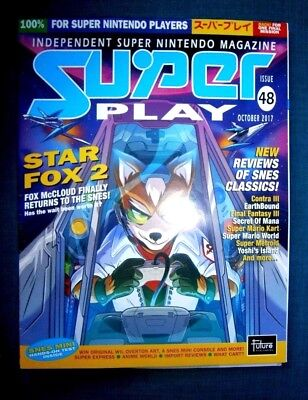 Super Play Magazine October Issue 48  2017
