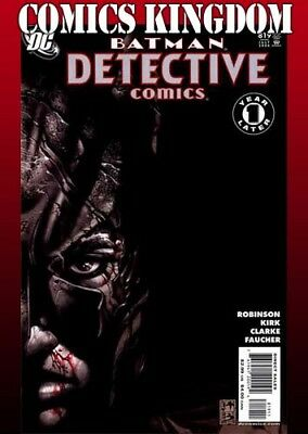 Detective Comics #819 1st Appearance of Tally Man VF