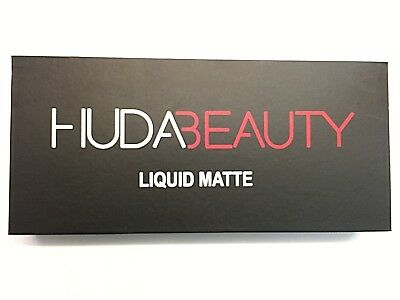 ❤️NEW Huda Beauty Liquid Matte Lipstick -16 Shades Huda Beauty Lip - UK SELLER