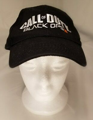 Carl's Jr and Hardee's 2015 Black Call of Duty Black Ops 3 Promoting Game Cap