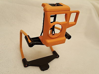 Vintage Retro Canon As-6 Under Water Proof Camera Holder Grip ? Japan Orange Blk