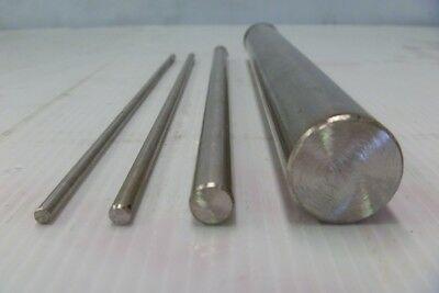 3mm Diameter Solid 316 Marine Stainless Round Bar rod - All Lengths
