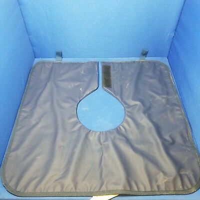 Dentsply .3mm Lead Apron Dental X-ray Protective Patient Cover Shield