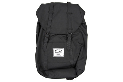 a6b9ad0a0c32 Herschel Supply Co. Retreat Backpack in Black Black Synthetic Leather NWT