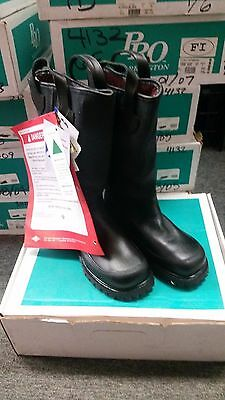 Warrington Pro Leather Turnout Boots, 4132, 6.5EEE