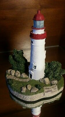 Harbour Lights - 1995 MARBLEHEAD Ohio - Lighthouse #413, mint without box