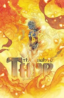 "MIGHTY THOR #705 Cover A ""Death of Mighty Thor Part 6"" LEGACY  - 3/7/18+"