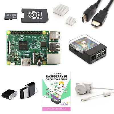 Little Bird Raspberry Pi 3 Complete Starter Kit Little Bird