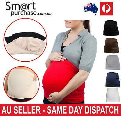 Pregnant Woman Maternity Belt Pregnancy Support Belly Bands Supports AB