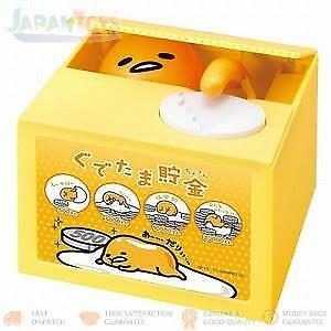 Gudetama Coin Bank