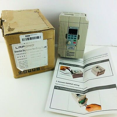 SOYAN POWER LAPOND SVD-E-S2.SB VFD Drive  Professional Variable Frequency Drive