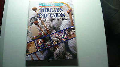 Book: The Weekly Times Threads and Yarns Library of Country Living NEW