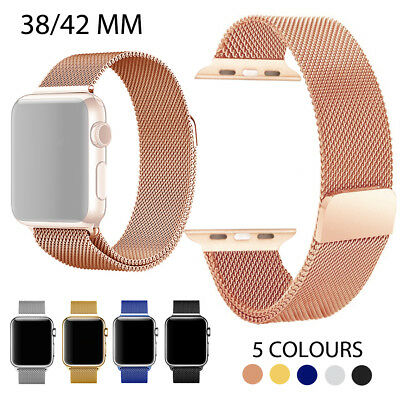 Stainless Steel Wrist IWatch Band Strap Bracelet For Apple Watch Iwatch 38/42mm