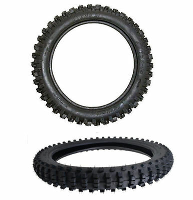 "70/100-17"" Front + 90/100-14"" Rear tyre inner tube 2.75-17 Pit dirt bike"