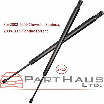 Qty 2 Liftgate SG230117 Gas Springs Lift Support Struts Fits 10-15 GMC Terrain