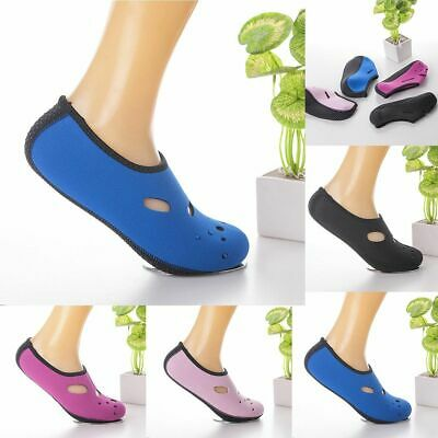 Women Men Skin Water Surfing Shoes Aqua Socks Yoga Exercise Pool Beach Swim Sock