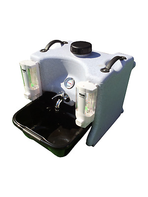 Handwash Station - Basin Tap Soap Dispenser in One - Top Unit - Tasty Trotter
