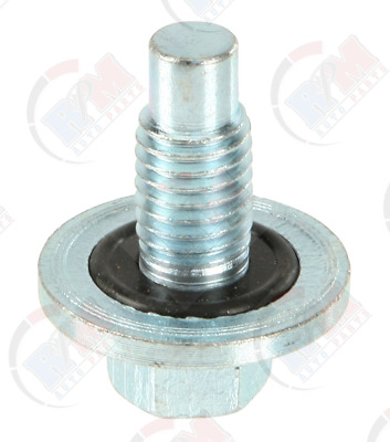 MAGNETIC Oil Drain Plug w// Gasket for Ford Trucks Lincoln Mazda MDP5721