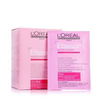 LOREAL PROFESSIONAL EFFASOR PERMANENT HAIR COLOUR REMOVER 28gr