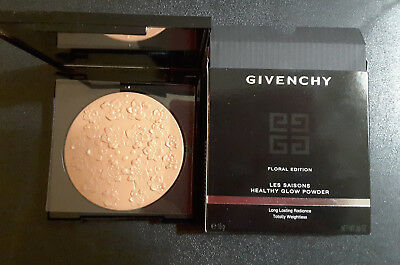 Givenchy les siasons floral edition, healthy glow powder!