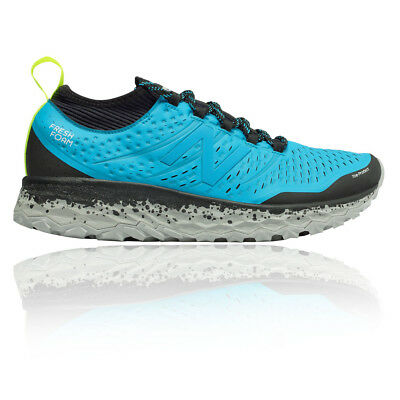 New Balance Mens Hierro v3 Trail Running Shoes Trainers Sneakers Blue Sports