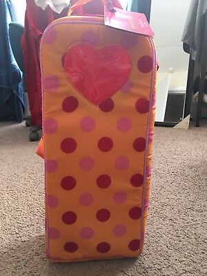 Nwts Our Generation Girls Doll Polka Dot Doll Carrier
