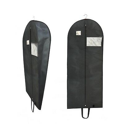 Hanging Garment Bag Breathable Easy Carry Travel Suit for Dress Gowns Clothes