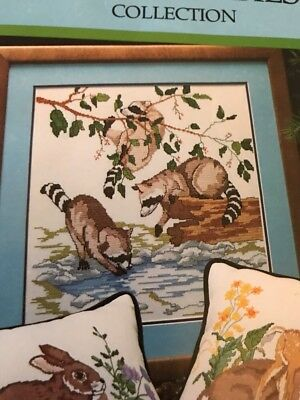 Forest Babies Collection Cross Stitch Book By Something Special