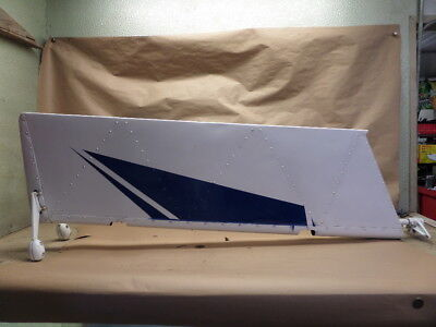 Piper Pa-24 Comanche Rudder With Horn And Counterweight P/N: 20729