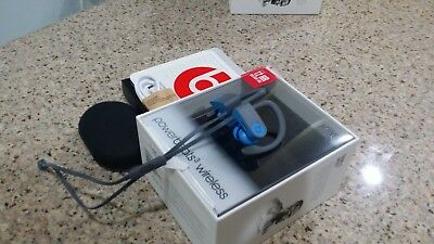 Beats by Dr Dre Powerbeats 3 Wireless Bluetooth Active collection Flash-blue !!!