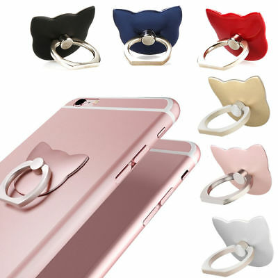 Finger Grip Rotating Ring Stand Holder for Mobile Phones iPhones Tablets iPads