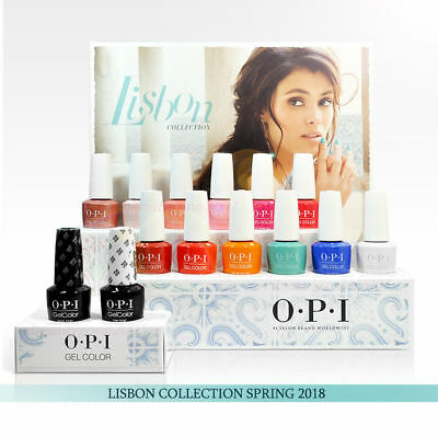 Opi Gel And Nail Polish,opi Lisbon 2018 Collection