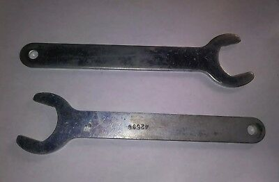 "1 1/8"" Porter Cable Router Wrenches # 42596"