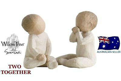 TWO TOGETHER Demdaco Willow Tree Figurine By Susan Lordi BRAND NEW IN BOX