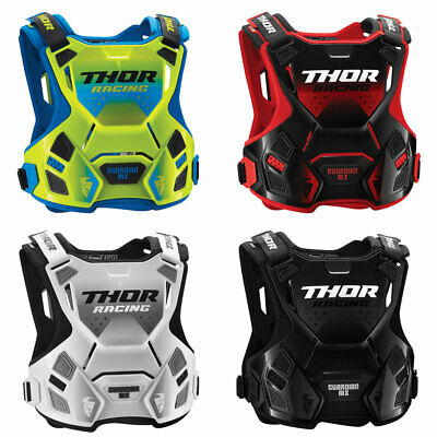 2018 Thor MX Guardian MX Chest Roost Guard Motocross MX Dirt Bike - Size/Color