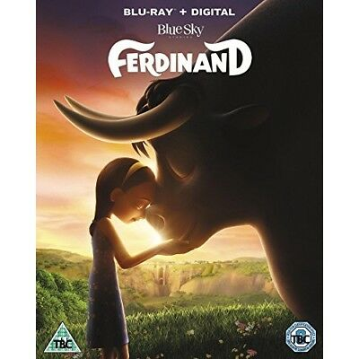 Ferdinand [DVD] [2017] - PRE ORDER - OUT on 13/03/2018
