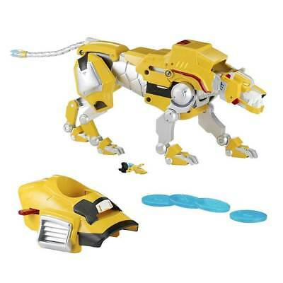 Voltron Deluxe Combing 16 inch Yellow Lion Figure