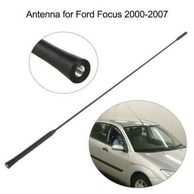 "21.5"" for Ford Focus 2000-2007 55CM Antenna Aerial Roof AM/FM Stereo Car Radio"