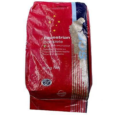 Equestrian Complete Southern Cross Feeds Oats Free Horse Feed Food 20kg