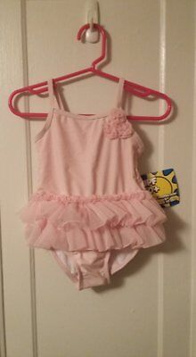 Little Me Girls Swimsuit Size 24 Months