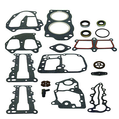Powerhead Gasket Kit For Johnson Evinrude 9.9 & 15 hp  1974 - 1992  394546